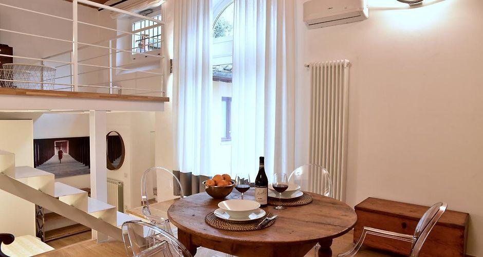 Machiavelli Charme Apartment Florence